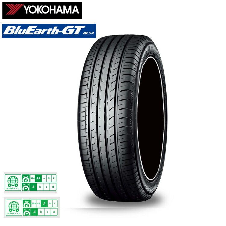 ヨコハマタイヤ ブルーアース GT AE5 205/40R18 86W XL 205/40-18 夏 サマータイヤ 1 本 YOKOHAMA BLUEARTH GT AE51
