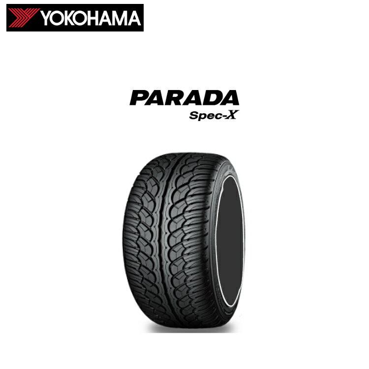 ヨコハマタイヤ パラダ Spec-X PA02 285/45R22 114V XL 285/45-22 夏 サマータイヤ 2 本 YOKOHAMA PARADA Spec-X PA02