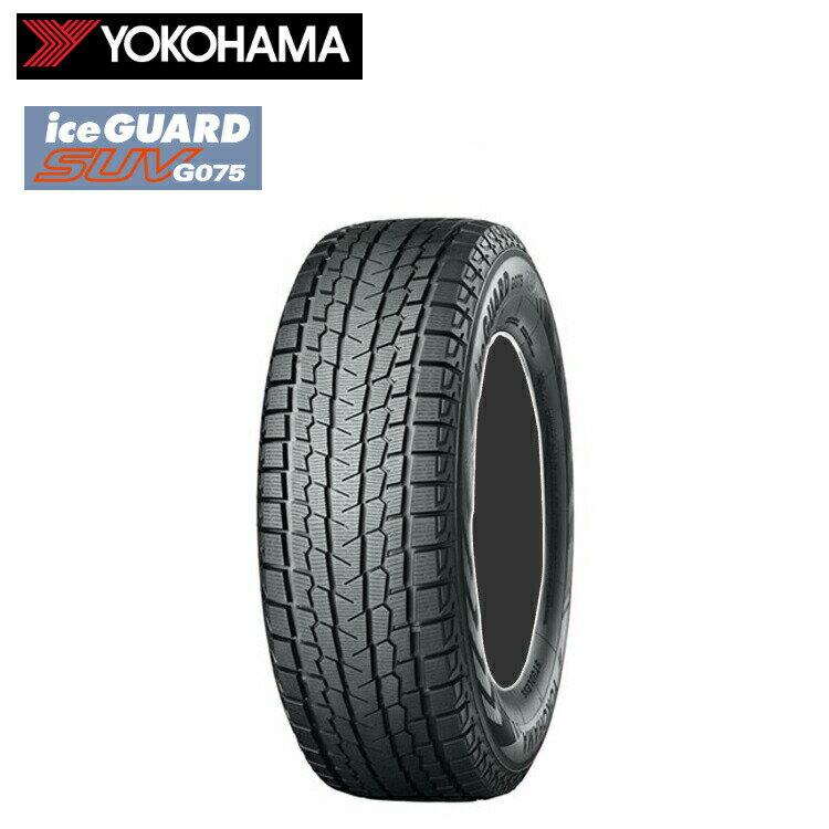 タイヤ・ホイール, スタッドレスタイヤ  SUV G075 23555R18 100Q 23555-18 4 YOKOHAMA ICEGUARD SUV G075
