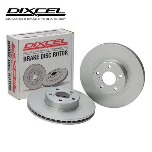 DIXCEL(ディクセル) ブレーキディスク PD type (リア) 品番:325 2010