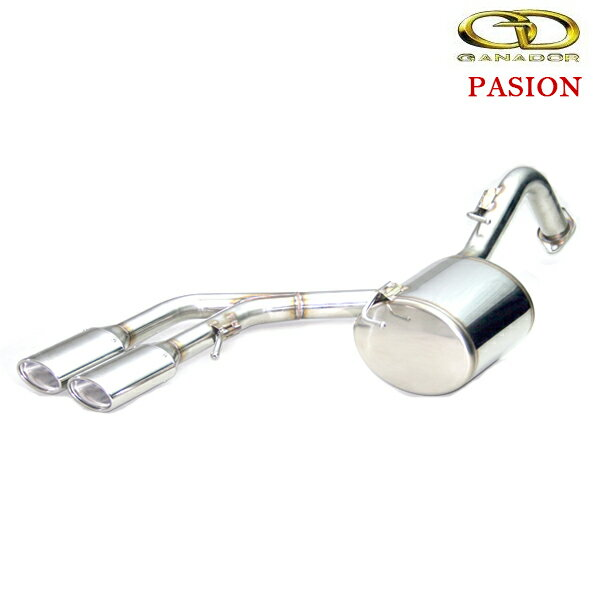 [送料無料][メーカー取り寄せ]GANADOR(ガナドール)PASION ミニバン系 品番:PAE-056M