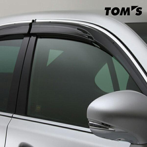TOMS(トムス)スポーツサイドバイザー 品番:08611-TGH30 ※フロントドア2枚セット