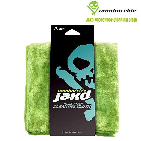 voodoo ride(ブードゥーライド)JAKD マイクロファイバークリーニングクロス 品番:VR7007