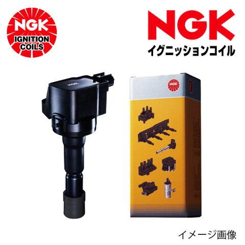 NGK 日本特殊陶業 トヨタ カローラフィールダー NZE141G 2006/9~2012/5用イグニッションコイル U5166