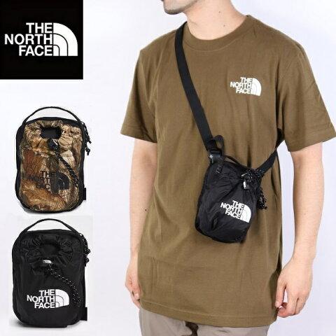ノースフェイス THE NORTH FACE BOZER CROSS BODY BAG ボザー ヒップ バッグ ボディバッグ ウエストバッグ サコッシュ ショルダーバッグ メンズ レディース TNF ブラック ザ・ノースフェイス NF0A52RY 巾着 巾着バッグ 巾着袋