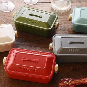 チアーズフェス (CHEERS FES) 回転バックルランチ 600ml PCA2620 お弁当箱 日本製 レディース 電子レンジ対応 食洗機対応 ランチボックス おしゃれ 弁当箱 1段 シンプル かわいい サブヒロモリ