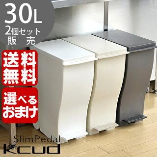 【2個セット】kcudスリムペダル#30クード