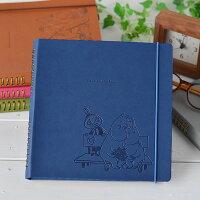 家計簿ハウスキーピングブックムーミンハイタイドHIGHTIDEノートメモ年間収支MM089手帳管理ダイアリー簡単かわいいポケットシンプルマンスリーおしゃれキャラクター節約袋分け大きい