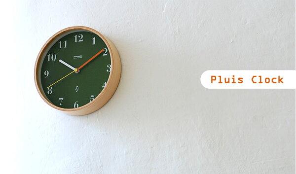 carro  라쿠텐 일본: 벽시계 Pluis clock 프라우스크로크/PC06-26/벽 ...