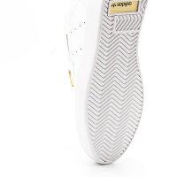 adidasoriginals[アディダスオリジナルス]ADIDASSLEEKWアディダススリーク20SFV3395ホワイト/ゴールドスニーカー/トレンド/カジュアル/メタリック/エナメル