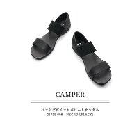 ◇2018S/S新作◇CAMPER[カンペール]バンドデザインセパレートサンダルブラックRightNina21735