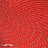 CARESTARベーシックデザインハニカムメッシュ涼感シートカバーシングル6