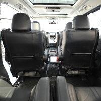 タントタントカスタム専用Z-styleプレミアムバケットシートカバー装着画像8