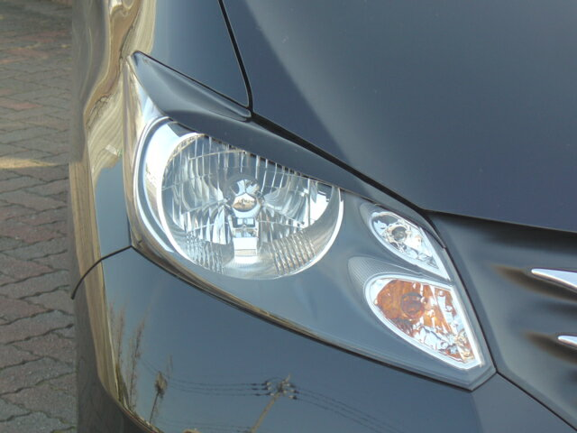 外装・エアロパーツ, ヘッドライトカバー・アイライン NS GB3,4 H20.5()
