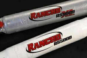 Rancho ランチョ RS9000XL ショックアブソーバハイエース 200系 4WD
