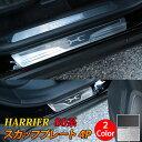 【スーパーセール限定20%OFF!!】新型ハリアー 80系 パーツ サ...