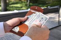 小銭入れ/スリム/小型/財布/最大の特徴はカードを取出す際、お札を見せることなく素早くカードが取り出せ事です