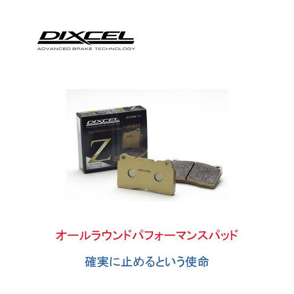 DIXCEL Zタイプ フロント用■クライスラー/CHRYSLER クロスファイア CROSSFIRE 3.2 03/12〜 ZH32/ZH32C【ディクセル ブレーキパッド】F 111 1009