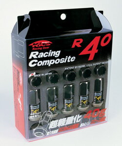 タイヤ・ホイール, ロックナット R40204S-RVM12P1.25Kics Racing CompositeR40 RC03K