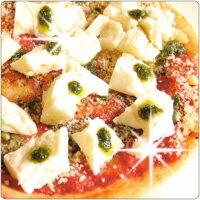 【貴族のピッツア】ごつごつっと【手ちぎり】イタリア産モッツアレッラごちそうマルゲリータピザ