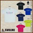 svolme【スボルメ】カラフルロゴプラTシャツ〈サッカーフットサル〉151-35400