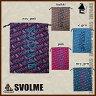 【SALE20%OFF】svolme【スボルメ】ドット総柄シューズ袋〈サッカー セール フットサル〉151-42229