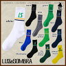 LUZ e SOMBRA/LUZeSOMBRA【ルースイソンブラ】SHORT SOX(ソックス)〈フットサル・サッカー・ソックス〉S213-810/S1614632