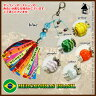 【ブラジル雑貨】CHAVEIRO DO BONFIM キーホルダー〈サッカー フットサル ボンフィン キーホルダー〉CHB14