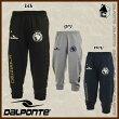 DalPonte【ダウポンチ】ライトスウェット七分パンツ〈サッカーフットサル〉DPZ0126