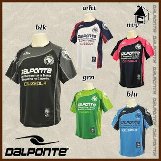 DalPonte【ダウポンチ】プラクティスシャツ〈サッカーフットサル〉DPZ0128