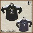 SoccerJunky【サッカージャンキー】蹴球2日−C(インナー付きプラシャツ)〈サッカーフットサル〉SJ15052