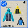 LUZ e SOMBRA/LUZeSOMBRA【ルースイソンブラ】Jr FULL ZIP MESH PISTE〈ジュニア 子供用 ピステ ジップパーカー ナイロンジャケット〉S1616141