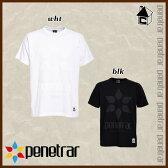 penetrar【ペネトラール】刺繍風ロゴTシャツ〈フットサル サッカー 半袖〉263-29610