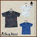 【SALE45%OFF】SKULLKICKS【スカルキックス】MESSAGE GAME SHIRTS〈セール サッカー フットサル メッセージ ゲームシャツ プラシャツ〉SK16SS024 2