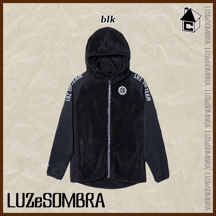 LUZ e SOMBRA TOP TEAM【ルースイソンブラ トップチーム】LTT FLEECE MOVE ON JKT〈フットサル ジャケット フルジップ フリース〉T1735405