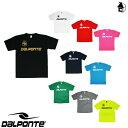 DalPonte【ダウポンチ】プラクティスTシャツ〈サッカー フットサル プラシャツ ゲームシャツ ユニフォーム〉DPZ03