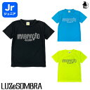 LUZ e SOMBRA/LUZeSOMBRA【ルースイソンブラ】Jr IMN STANDARD PRA-SHIRT〈サッカー フットサル プラシャツ ジュニア ユニフォーム ゲームシャツ 子供用〉L2211004