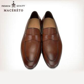 商務鞋皮革底皮鞋低毛皮單寧栅極棕色商務鞋---Macereto| 供漂亮的懶漢鞋人名牌紳士鞋休閒人鞋休閒鞋鞋皮革懶漢鞋茶色棕色使用冬天的皮革商務皮鞋