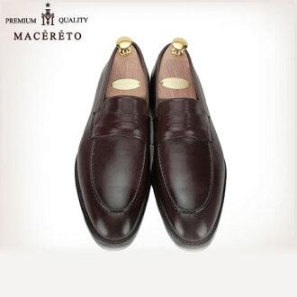 商務鞋皮鞋底革便鞋葡萄酒業務硬幣的 Maereto (時尚穿走了流行好滑男裝鞋酷男人酷休閒鞋鞋鞋巴士籠彈簧鞋品牌男鞋休閒鞋)