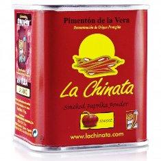 エストレマドゥーラの特産品伝統製法で作られた燻製の香り高いスペイン産 原産地呼称付き ス...