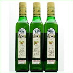 売れ筋 お得な3本セット【送料無料】スペイン産ベストオイルと絶賛された100%アルベキーナ種...
