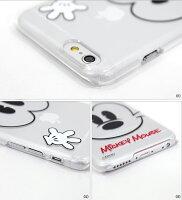 【Disney/ディズニー】iPhone6/iPhone6s/6PLUS/iPhone6sPLUS対応disneyclearhardcase【アイフォン6sケースカバーiphone6plusミッキーミニードナルドプーさんデイジースティッチiphone6アイフォン6プラス】