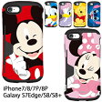 Galaxy S8ケース iPhone7ケース Golf Original Case Disney ゴルフディズニー 【送料無料】 iPhone7Plusケース Galaxy S7 edge ケース スマホケース アイフォン7 プラス ギャラクシー カード収納 ディズニー disney 耐衝撃 galaxys8 galaxys8+