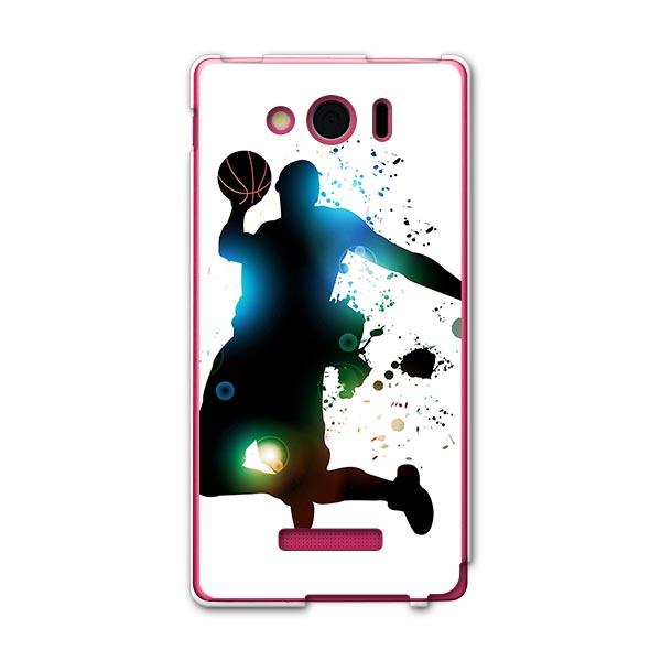 303SH AQUOS PHONE Xx mini アクオスフォン ダブルエックス ミニ 303sh softbank スマホ カバー ケース スマホケース スマホカバー PC ハードケース バスケットボール ダンク スポーツ 001170