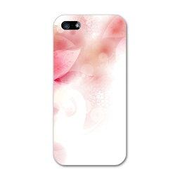 iphone5 ケース スマホケース スマホカバー TPU ソフトケース アイフォーン アイフォーン フラワー 002017 APPLE APPLE softbank ソフトバンク