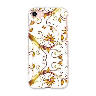iphone7 iphone 7 softbank ソフトバンク スマホ カバー 全機種対応 あり ケース スマホケース スマホカバー TPU ソフトケース 花 フラワー シンプル フラワー 003719