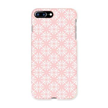 iphone8plus iphone 8 plus アイフォーン softbank ソフトバンク スマホ カバー スマホケース スマホカバー TPU ソフトケース 002429 模様 ピンク