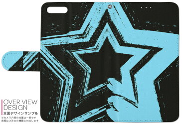 iphone XR iPhone 10r アイフォーン エックスアール テンアール iphonexr softbank docomo au 手帳型 スマホ カバー 全機種対応 あり カバー レザー ケース 手帳タイプ フリップ ダイアリー 二つ折り 革 008796 黒 ブラック 星 スター 青 ブルー
