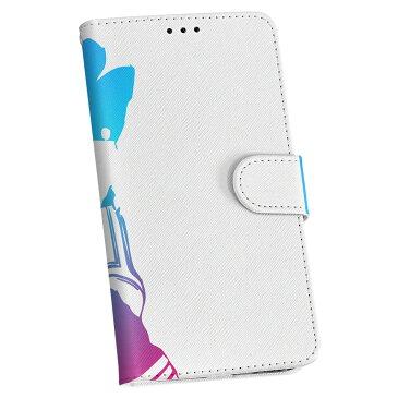 SC-01G GALAXY Note Edge ギャラクシー ノート エッジ sc01g docomo ドコモ 手帳型 スマホ カバー カバー レザー ケース 手帳タイプ フリップ ダイアリー 二つ折り 革 004745 ホッケー イラスト