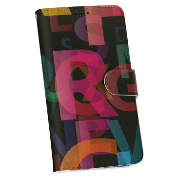 601HT HTC U11 エイチティーシー ユーイレブン softbank ソフトバンク カバー 手帳型 全機種対応 あり カバー レザー ケース 手帳タイプ フリップ ダイアリー 二つ折り 革 英語 カラフル 文字 その他 007067
